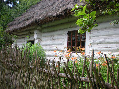Old House, Rural, Wooden, Building, Architecture