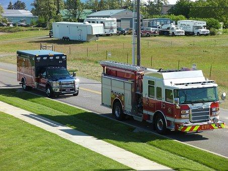Emergency Vehicles, Ambulance, Emergency, Vehicle