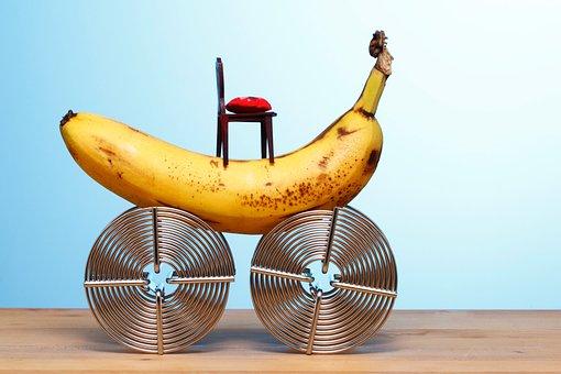 Banana, Silly, Film Reels, Odd, Still Life