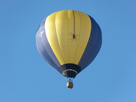 Hot Air Balloon, Sky, Fly, Hot Air Balloon Ride