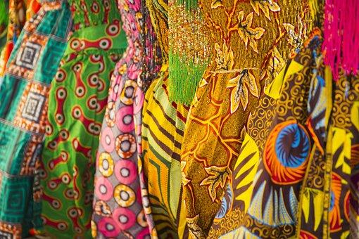 African, Clothes, Jazz, Festival, Columbus, Ohio