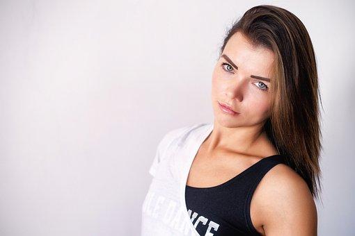 Girl, Portrait, Beauty, Model, Photoshoot, Eyes, Woman