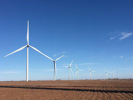 Windmill, Farm, Texas, Oklahoma, Environment
