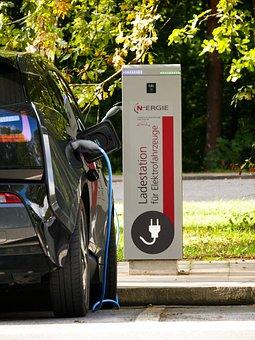 Transport, Traffic, Auto, Electric Car