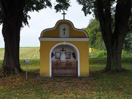 Cross, Wayside Cross, Stone Cross, Christ Cross
