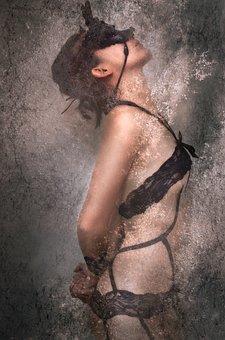 Portrait, Woman, Body, Erotic, Beauty, Female, Girl