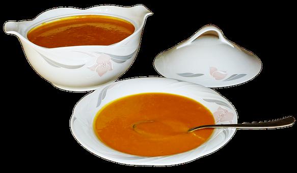 Pumpkin Soup, Soup, Soup Bowls, Tureen, Benefit From