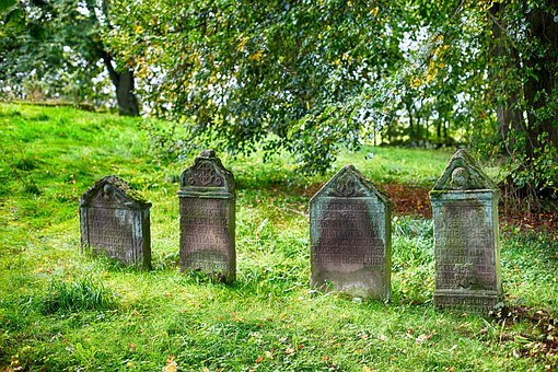 Cemetery, Grave Stones, Grave, Old Cemetery, Old