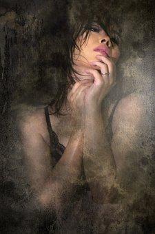 Portrait, Woman, Female, Beauty, Girl, Head, Face