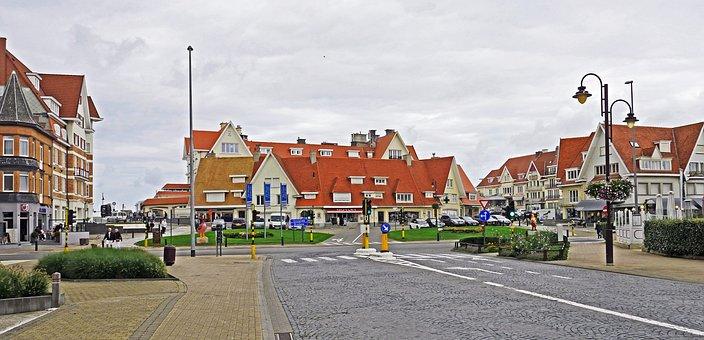 De Haan, North Sea Coast, Belgium, Central