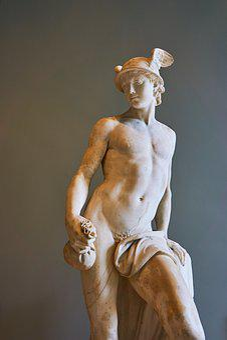 Louvre, Paris, Statue, Museum, France, Art, Sculpture