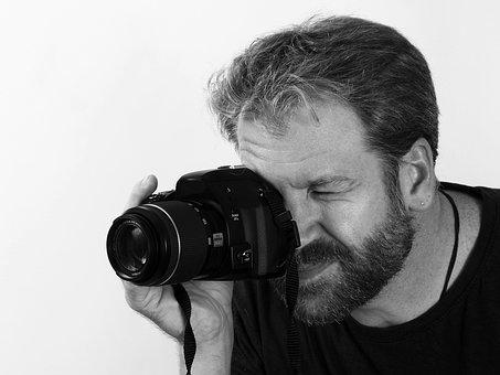 Photographer, Photograph, Technology, Photography