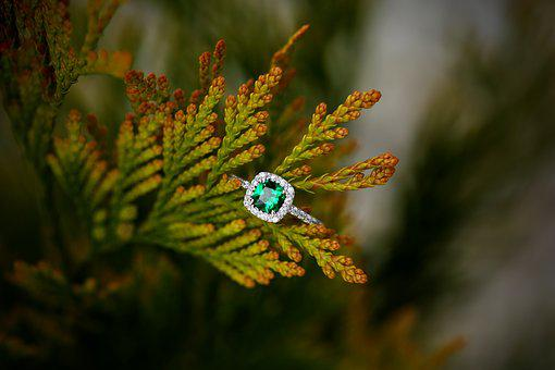 Ring, Engagement, Love, Jewelry