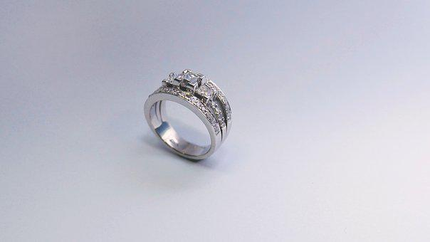 Ring, Jewel, Jewelry, Diamond, Wedding