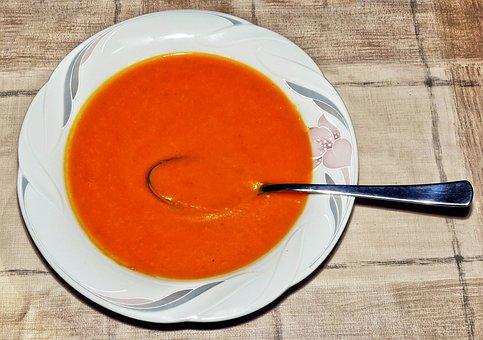 Pumpkin Soup, Pumpkin, Soup, Soup Bowls, Benefit From