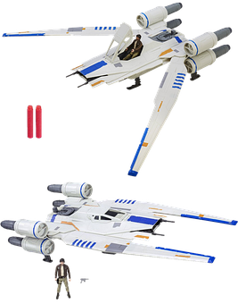 Spaceship, Model, Isolated, Action Figure, Space Travel