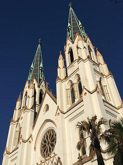 Cathedral, Architecture, Church, Travel, Building