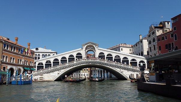Venice, Venezia, Italy, Historically, Water, Gondola