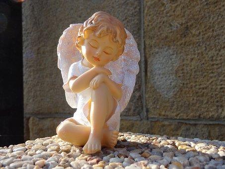 Angel, Heaven, Hope, Romance, Purity, Meditation