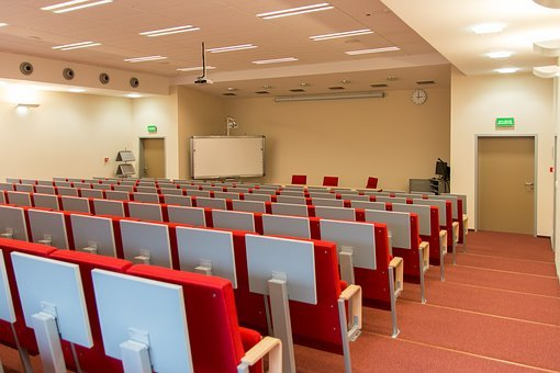 Room, Lecture Hall, Assembly Hall, Audience, Lectures