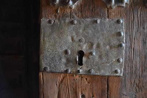 Door, Lock, Details