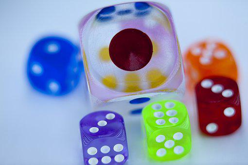 Dice, Numbers, Dice Game, Square, Games
