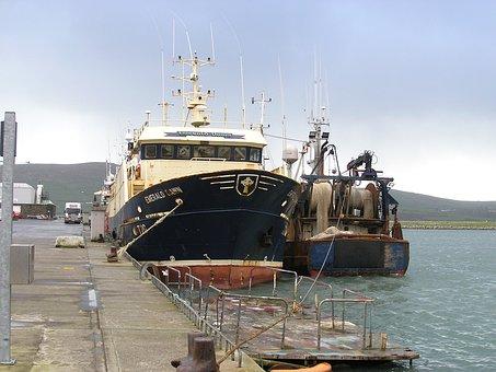 Transport, Marine, Fishing