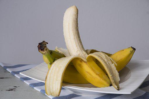 Banana, Fruit, Healthy, Food, Eat, Dine, Nutrition