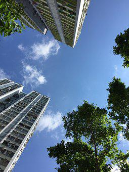 Hong Kong, Tall Buildings