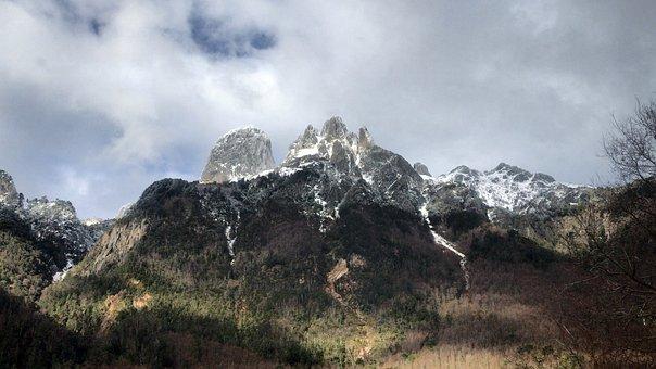 Mountain, Snow, Iphone7plus