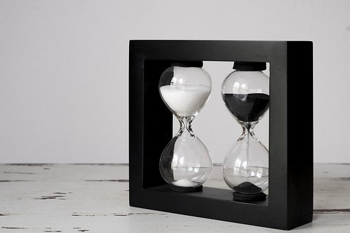 Clock, Hourglass, Kuechenuhr, Time, Amount Of Time