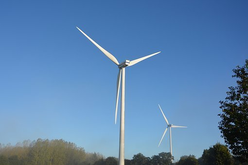 Wind Turbines, Site Wind Turbines, Renewable Energy