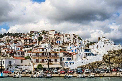 Greece, Skopelos, Island, Greek, Sporades