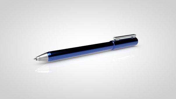 To Write, Pen, Pencil, Underline, Text