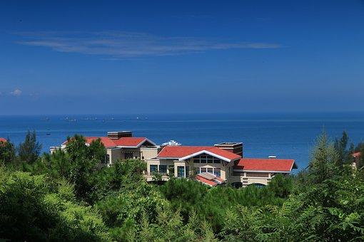 China, North Sea, The Crown Ridge, Villa, Tourism