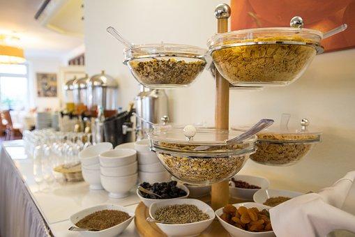 Breakfast, Buffet, Hotel, Benefit From, Cheese, Frisch