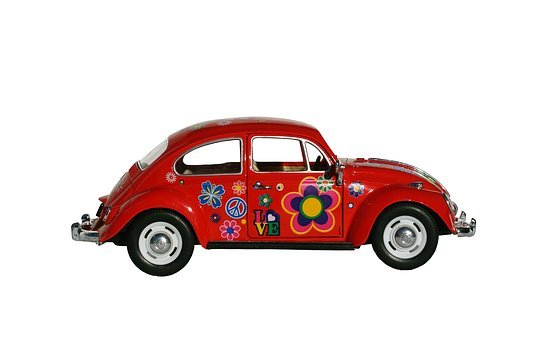 Volkswagen, Volkswagen Beetle, Car, Vehicle, Automobile