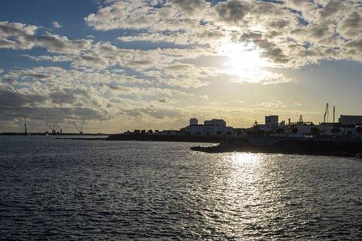 Comanche, Nature, São Miguel, Sunset, Ocean, Mar