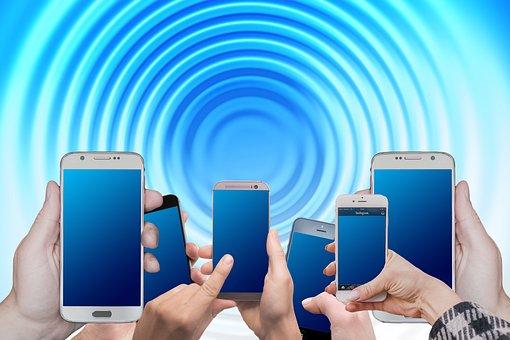 Digitization, Electronic, Smartphone, Mobile Phone