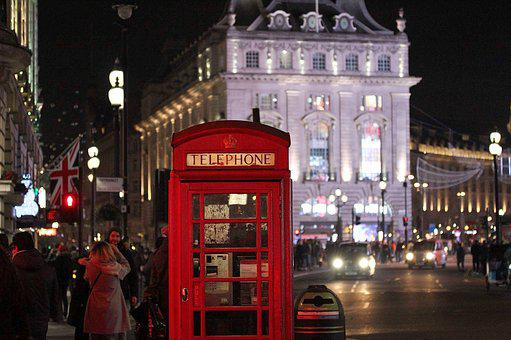 Piccadilly Circus, London, Lights, City, United Kingdom