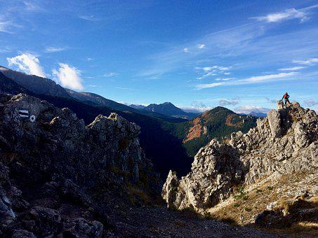 Tatry, Mountains, Poland, Landscape, Nature, Top View