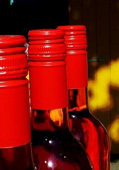 Wine, Wine Bottles, Drink, Bottle, Alcohol