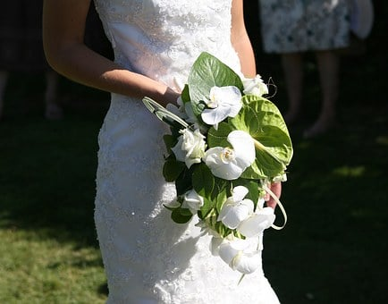 Wedding, Bride, Anniversary, Attractive, Banquet