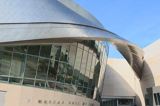 Nascar Hall Of Fame, Building, Architecture