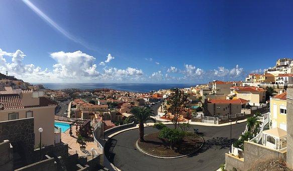 Arguineguin, Gran Canaria, Loma Dos, Canary Islands