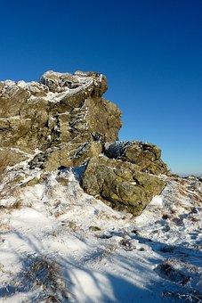 Rock, Summit, Mountain, Rocks, Excursion, Nature