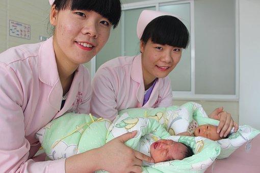 Twin Sisters, Saint Ann Maternity Hospital