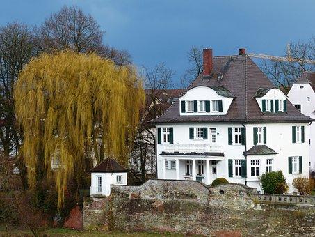 House, Villa, Building, Manor House, Architecture