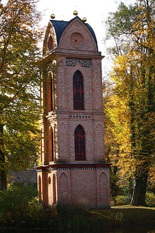 Tower, Building, Bell Tower, Ludwigslust-parchim