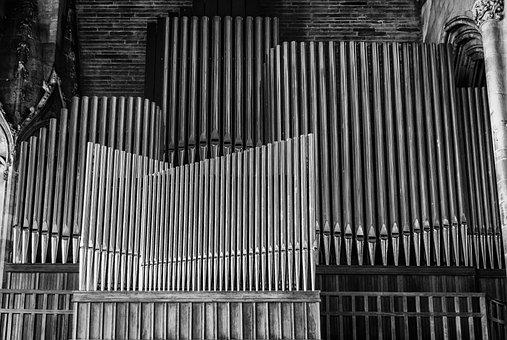 Organ, Church, Whistle, Music, Instrument, Church Organ